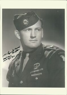 """Lynn D. """"Buck"""" Compton, an Army paratrooper whose World War II service was portrayed in the book and HBO miniseries """"Band of Brothers"""" and who later as a prosecutor secured a conviction for Robert F. Kennedy assassin Sirhan Sirhan, died Feb. 26 at his home in Burlington, Wash. He was 90."""