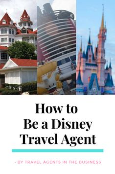 If you want to be a travel agent this free complete guide covers everything you need to know written by travel agents in the business travelagent disneytravelagent how i became a travel agent and work from home Walt Disney World Vacations, Family Vacation Destinations, Vacation Deals, Disney Trips, Travel Clothesline, Become A Travel Agent, Authorized Disney Vacation Planner, Disney Travel Agents, Travel Advisory