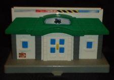 S3- FP Geotrax Train Depo Remote Control Docking Station- 2003, Mattel/ FP