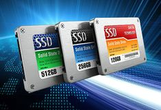 Твердотельный накопитель SSD (solid-state drive) — постоянное запоминающее устройство компьютера, выполненное на базе энергонезависимых микросхем памяти, работающих под управлением специального контроллера.
