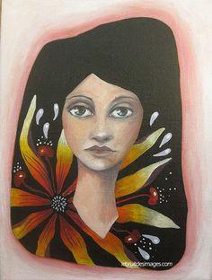 Peinture - Marina Le Floch