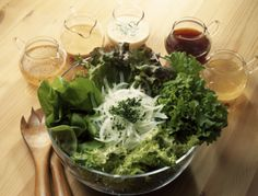 Passionately raw!: 8 Healthy easy-to-make raw salad dressings