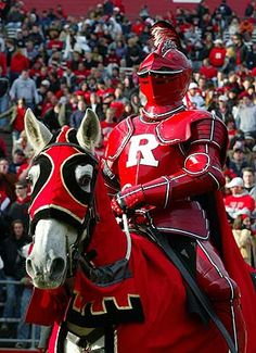RUTGERS The Scarlet Knight