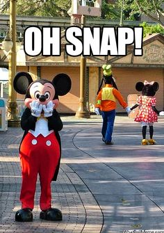 Ooh, Minnie's cheating on Mickey with Goofy!