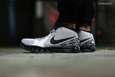 """check out a011a e189e A Closer Look at the Nike Kyrie 1 """"Black History Month"""" Nike Lebron,"""