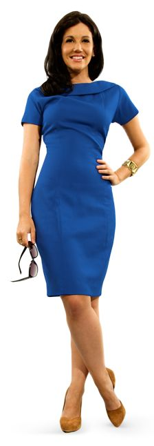 PAMELA Dress by CARRIE HAMMER | SHOP by ProfessionGal