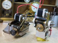 Homemade CNC Dividing Head provides lots of ideas for adapting these designs to other machine tools.