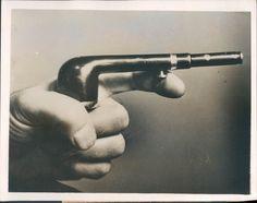 Tobacco Pipe .25 Caliber Pistol (Germany)