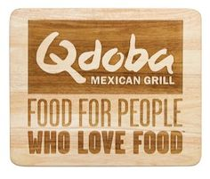 Looking for gluten free choices from Mexican restaurants. Here's the Qdoba gluten free menu. You can actually get a surprisingly good gluten free meal from the Qdoba gluten free menu, which is pretty awesome.