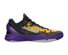 NIKE Zoom Kobe VII System Men s Basketball Shoes « Clothing Impulse Basketball  Shoes For Men 66cd5b631
