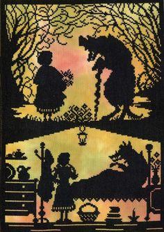 Little Red Riding Hood da Bothy Threads - Bothy Threads - Ricamo - Casa Cenina