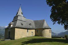 Chapelle de Piétat.Saint-Savin, Midi-Pyrenees
