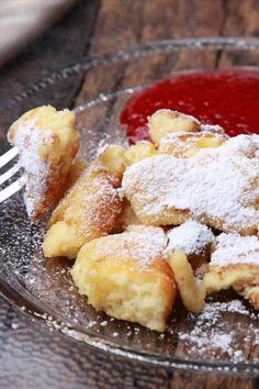 Snacks To Make, Easy Snacks, Austrian Recipes, Good Food, Yummy Food, International Recipes, Food Inspiration, Food Porn, Food And Drink