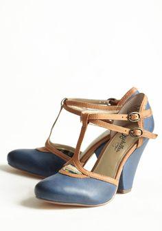 Pretty little shoes.