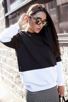 Fabliha in Ksubi Eyewear   Spotted on sunglasscurator.com