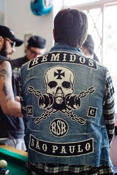 #ugurbilgin #UniTED #Riders #Brotherhood of #Turkey | #motorcycle | MC Cuts