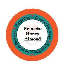 Sriracha Honey Almond, 24 Count for Keurig K-cup Brewers