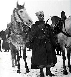 Beginning of World War II. Algerian skirmishers. Pin by Paolo Marzioli