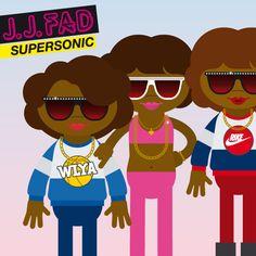 JJ Fad / Supersonic
