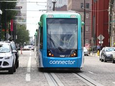 Cincinnati  Streetcar |  With stops at all the major downtown locations, you can go from the Riverfront to the heart of OTR for a drink in under 10 minutes