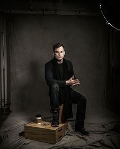 Michael C. Hall, notable for his role in Dexter. Captured by @markmannphoto, lit by the Rotolight Anova PRO... #rotolight #anova #photo #photographer #photooftheday #photoshoot #fashion #instadaily #lighting #camera #model #art #photographylovers #portrait #foto #michaelchall #dexter #markmann @pursuitofportriats #pursuitofportraits