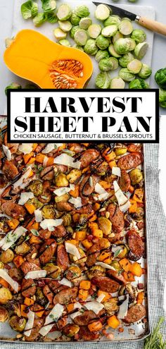 Fall Dinner Recipes, One Pot Meals, Easy Healthy Dinners, Clean Eating, Healthy Eating, Cooking Recipes, Healthy Fall Recipes, Butternut Squash, Roasted Butternut