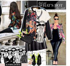 """Trend: The Bomber Jacket"" by anitalolonga ❤ liked on Polyvore"