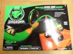 DAGEDAR HIGH SPEED RACEWAY. SCORE ZONE. TRACK SET. NEW IN BOX