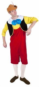 pinocchio costume  #MensCostume #HalloweenCostume #Halloween2014