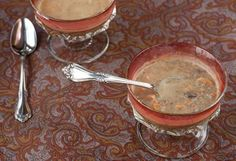 PAYASAM (Mung Dhal Pudding) is my favorite Indian dessert. It has a rich caramel base flavored with cardamom, cumin, and ginger. The dhal gives it a chunky, chewy texture.