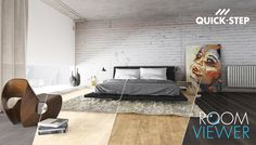 Quick-Step RoomViewer: get an instant preview your dream floorRoomViewer: get an instant preview your dream floor