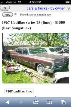 1956 Cadillac 1000 Cadillacs Of Past On Craigslist In Mi