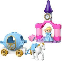 "carolann : Lego Duplo Disney Princess - Le carrosse de cendrillon - 6153 - Lego - Toys""R""Us"