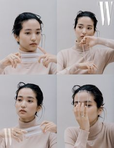 """Kim Tae Ri, who absolutely killed it in tvN's """"Mr Sunshine"""" as the leading lady showed up in the October version of W Magazine! High Fashion Photography, Glamour Photography, Film Photography, Lifestyle Photography, Editorial Photography, Beauty Editorial, Editorial Fashion, Kdrama, Sporty Hairstyles"""