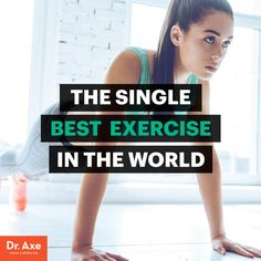 Burpees: The Singe Best Exercise in the World? - Dr. Axe
