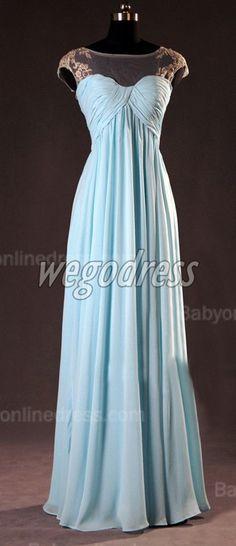 blue prom dress 2015