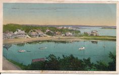 Point Independence from Glen Cove, ONSET MA. 1914 postcard in Jaspers-Jems