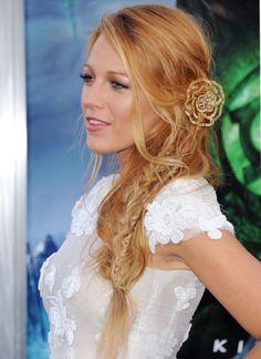 【ELLE】2011年6月15日|ブレイク・ライブリーの魅惑のヘアヒストリーを振り返り!|エル・オンライン