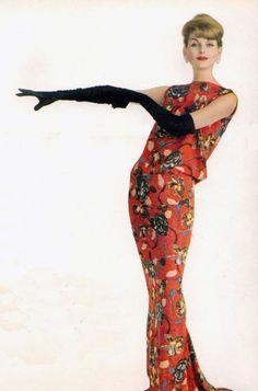 Model Anne St. Marie - 1958