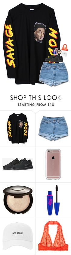 """""""imagination-shawn mendes"""" by lovemyariana ❤ liked on Polyvore featuring NIKE, Speck, Becca, Maybelline and Intimately Free People"""