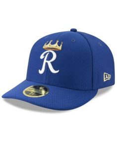 half off 91264 2d3bb New Era Kansas City Royals Batting Practice Low Profile 59FIFTY-fitted Cap