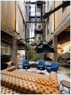 1888 Hotel | Lobby | Pyrmont | Sydney