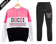 Bayan – Brotex Design Little Girl Leggings, Girls Leggings, Girls Fashion Clothes, Girl Fashion, Fashion Outfits, Casual Wear For Men, Pajamas Women, Gucci, Sweatpants