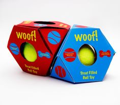 #Package #Design dogs #toy on Behance