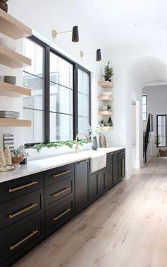 10 Best Dark Brown Kitchen Cabinets Images Kitchen Remodel