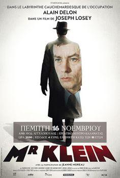 Κινηματο-γράφω: Προβολή ταινία Mr Klein από τη Νέα Κινηματογραφική...