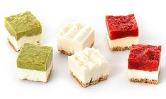 Fingerfood Party, Snacks, Finger Foods, Vanilla Cake, Feta, Catering, Cheesecake, Desserts, Pistachios