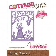 Cottage Cutz stanssit - Paperella