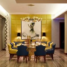 Trendy dining room designs this month || Get relaxed in one of many finest pieces in your house and follow more ideas of stylish home accessories || #nicedesign #inspirationalideas #diningroom || Check it out: http://homeinspirationideas.net/category/room-inspiration-ideas/dining-room/