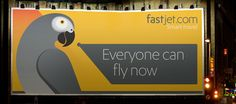 Fast Jet Branding